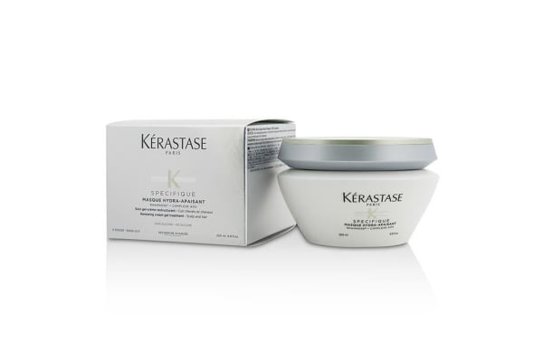 Kerastase Specifique Masque Hydra-Apaisant Renewing Cream Gel Treatment (Scalp and Hair) (200ml/6.8oz)