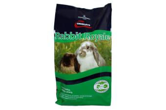Chudleys Rabbit Royale Rabbit Food (3kg) (May Vary) (3kg)