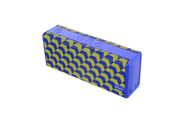 Doss SoundBox Portable Bluetooth Colour Speaker -  Yellow