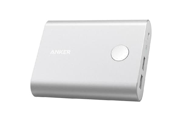 Anker PowerCore+ 13400mAh Power Bank A1316H41 (Silver)