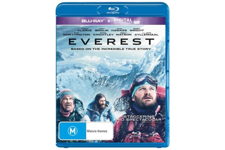 Everest Blu-ray Region B