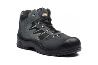 Dickies Mens Storm II Safety Boot (Grey) (11.5)
