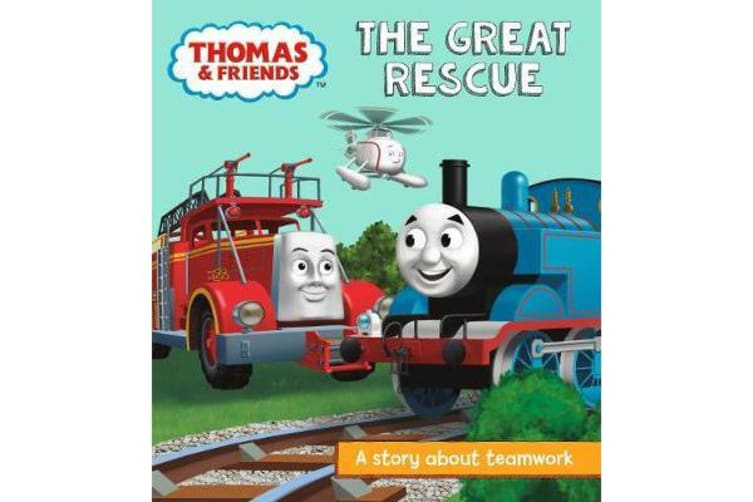 Thomas & Friends: The Great Rescue - A Story About Teamwork