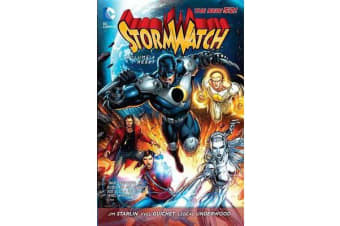 Stormwatch Vol. 4 Reset (The New 52)