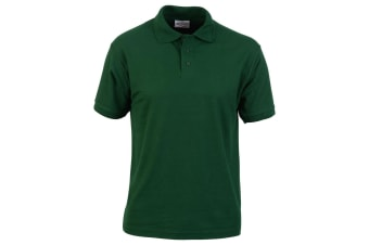 Absolute Apparel Mens Precision Polo (Bottle)