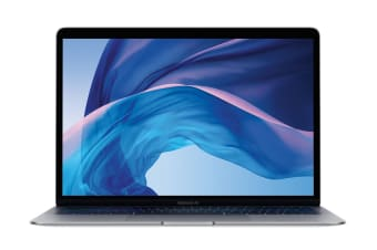 "Apple 13.3"" MacBook Air with Retina Display MRE92 (1.6GHz i5, 8GB RAM, 256GB SSD, Space Gray)"
