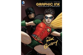 Graphic Ink - The DC Comics Art of Frank Quitely HC