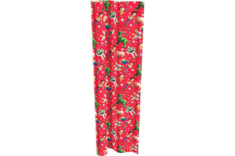 Toy Story Christmas Gift Wrap (Red) (One Size)