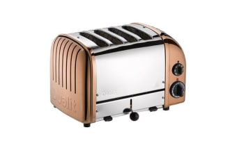 Dualit NewGen 4 Slice Toaster Copper