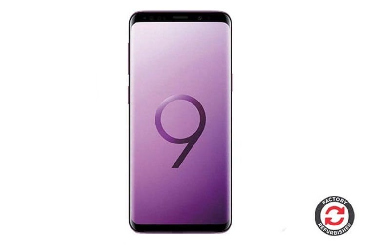 Samsung Galaxy S9+ Refurbished (64GB, Lilac Purple) - AB Grade