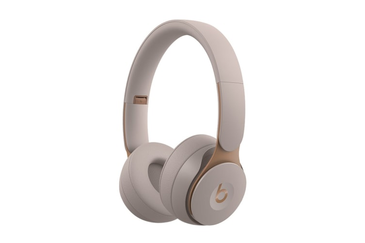 Beats Solo Pro Wireless Noise Cancelling Headphones (Grey)