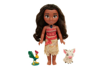 Moana Feature Adventure Doll
