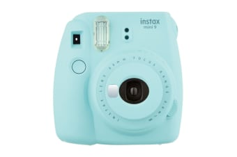 Fujifilm Instax Mini 9 (Ice Blue)