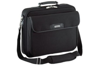 TARGUS Notepac Carrying Case for Notebook - Black - Nylon
