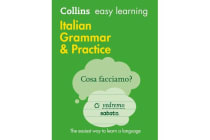 Easy Learning Italian Grammar and Practice