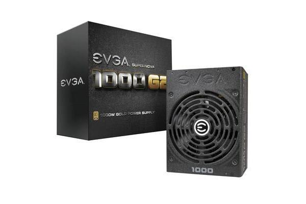 EVGA SuperNOVA 1000 G2 1000W 80+ Gold Full Modular Power supply