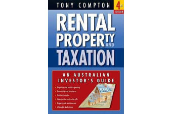 Rental Property and Taxation - An Australian Investor's Guide
