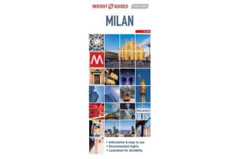 Insight Guides Flexi Map Milan