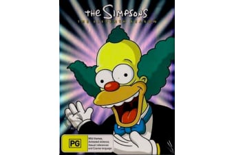 The Simpsons : Season 1 -Animated Series Rare- Aus Stock DVD PREOWNED: DISC LIKE NEW