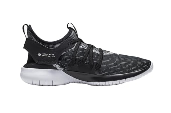 Nike Women's Flex Contact 3 Shoes (Black/White, Size 8 US)