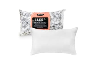 Sleep Dual Support Firm Standard Pillow