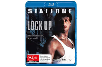 Lock Up Blu-ray Region B