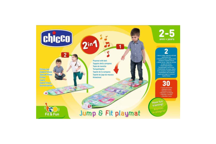 Chicco Jump & Fit Play Mat Hopscotch