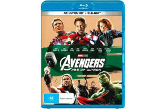 Avengers Age of Ultron (4K UHD/Blu-ray)