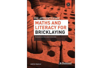 A+ Pre-apprenticeship Maths and Literacy for Bricklaying