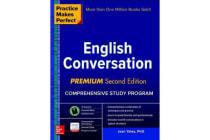 Practice Makes Perfect - English Conversation, Premium Second Edition
