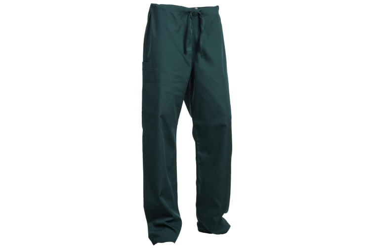 Cherokee Ladies/Womens Trouser Drawstring Waist (Hunter Green) (XL)