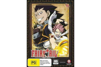 Fairy Tail: Collection 2 - Series Rare- Aus Stock DVD PREOWNED: DISC LIKE NEW