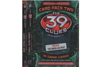 The 39 Clues Card Pack Two