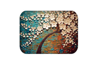 Carpet Abstract Paintings Non-slip Microfiber Area Rug  Carpet 5