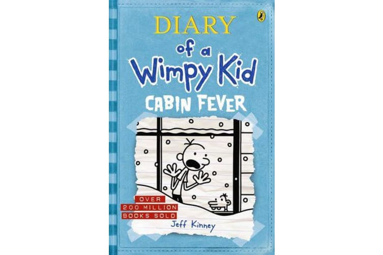 Cabin Fever - Diary of a Wimpy Kid (BK6)