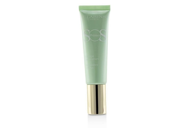 Clarins SOS Primer - # 04 Green (Diminishes Redness) 30ml