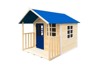 Wooden Kids Cubby House Hide and Seek Cubbies Playhouse