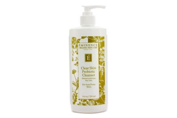 Eminence Clear Skin Probiotic Cleanser (Acne Prone Skin) (250ml/8.4oz)