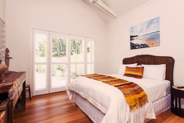 BYRON BAY: 7 Nights at Toraja Luxury Guesthouse for Six