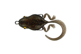 Chasebait Lures Wiggle Bomb 35mm Weedless Double Hook 2Pcs Fishing Lure - Bronze
