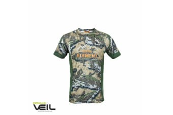Hunters Element Surge Tee Desolve Veil T-shirt