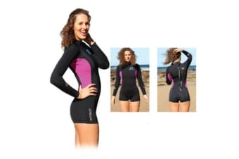 Adrenalin Wahine Ladies Long Sleeve Spring Wetsuit 12