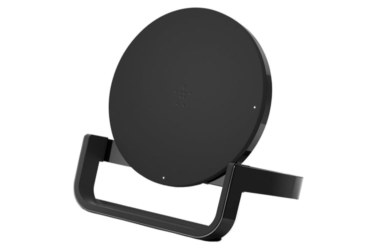 Belkin Qi Boost Up Wireless 10W Charging Stand - Black (F7U052AUBLK)