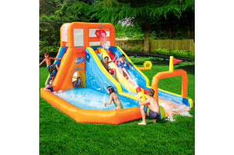 Bestway Inflatable Water Slide Jumping Castle Water Slides for Pool