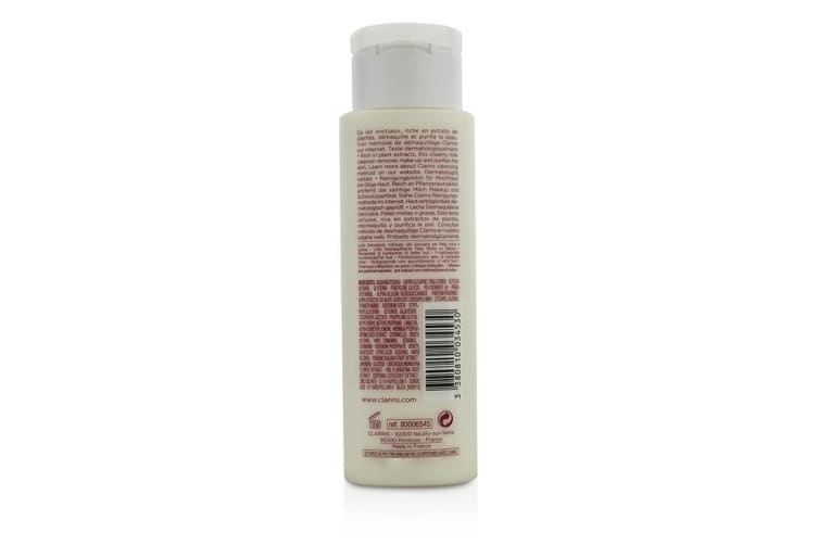 Clarins Anti-Pollution Cleansing Milk - Combination or Oily Skin 200ml/7oz