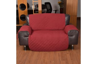 PaWz Sofa Cover Quilted Couch Covers Lounge Protector Waterproof Slipcovers AU