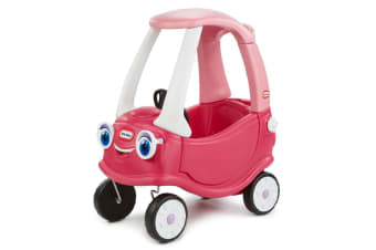 Little Tikes Princess Cozy Coupe Ride On Kids/Toddler Push/Kick Car Toy 18m-5y