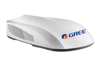 GREE  3.5kw Roof Top Slimline Air Conditioner for Recreational Vehicles (GRH120DAK3NA1A)
