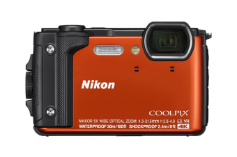 Nikon Coolpix W300 Tough Camera (Orange)