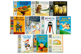 Time For A Bed Story 10 Book & DVD Collection Children/Kids Paperback Books Set
